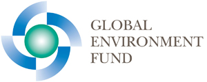 Global Environment Fund (GEF) Retina Logo