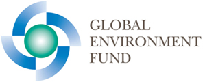 Global Environment Fund (GEF) Mobile Logo